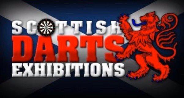 Scottish Darts Exhibitions